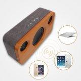 Haut-parleur Bluetooth en bois Gymsense