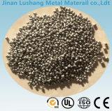 サンドブラストか、のためまたは物質的な304/308-509hv/1.5mm/Stainless鋼鉄打撃または鋼鉄研摩剤