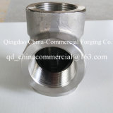 Carcaça de investimento perdida precisão da cera do encaixe de tubulação da carcaça do metal