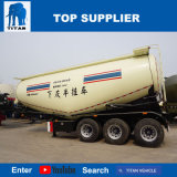 Titan 60la GAC et 3 essieux de ciment en vrac semi-remorque