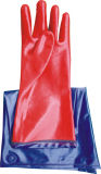 70см длинной втулки крышки вещевого ящика с покрытием из ПВХ красного цвета в водной среде-5107