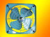 Ventilador Industrial, el 100% de cobre, CB certificado