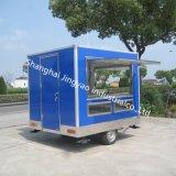 販売のための3つの車輪が付いている電気中国の移動式食糧カートのバイクそして移動式食糧トラック