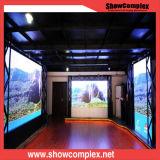 Tabellone fisso dell'interno del LED P3.9 per la pubblicità