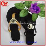 Sandali casuali del pistone piano del tallone delle signore per le ragazze