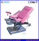 Instrument chirurgical fonctionnement électrique de l'hôpital à usages multiples tables gynécologiques