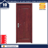Interior Cozinha Flush Painting Solid Wood Room MDF Door