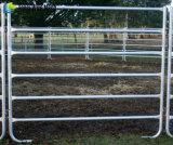 호주 기준 1.8X2.1m 5개의 바 가축 야드 위원회