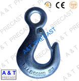Alliage d'acier haute résistance //forgée en acier au carbone de la chape Grab Hook