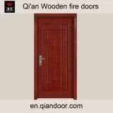 合成の木製のドアの合成の材木のドアの防火扉