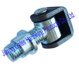 正方形の版およびボルトが付いている調節可能なヒンジ