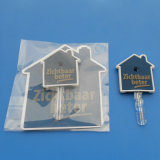 Винты с головкой под ключ из ПВХ формы дом Дом ключ защиты ключ крышки