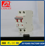 Capacidade elevada 1A-63A 4p do disjuntor de MCCB MCB RCCB RCD L7 MCB MCCB