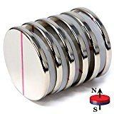 De magnetische Magneten van het Neodymium van NdFeB N35-N55 van Materialen Sterke