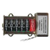 Mechanisches Counter für Energy Meter mit 100:1