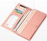 Détenteur du passeport carte de portefeuille en cuir femmes sac à main