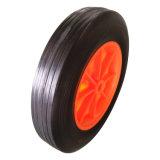 Roda Eco-Friendly do PVC 6 polegadas para o carro e o Wheelbarrow da mão