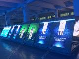Giocatore personalizzato P5 che fa pubblicità al quadro comandi del LED per levarsi in piedi Pali