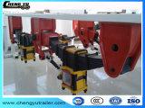 De semi Delen van de Opschorting van de Aanhangwagen Mechanische voor de Vrachtwagen en de Aanhangwagen van 2 Assen