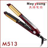 Form und großer LCD-Entwurf 2 in 1 Haar-flachem Eisen