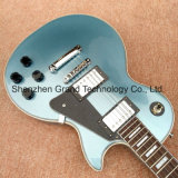 Grand Lp azul metálico guitarra eléctrica (BPL-558)