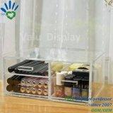Acrylic Lipstick Storage/Acrylic Make up Cosmetic Display Stand/Rotating Acrylic Lipstick Organizer