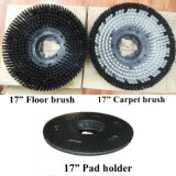 Machine de nettoyage de plancher 175tr/min nettoyeur de mémoire tampon de tapis de plancher
