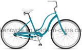 Erwachsenes Strand-Kreuzer-Fahrrad/Dame Beach Cruiser Bicycle/Mädchen-Strand-Kreuzer-Fahrrad