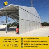 Sûreté de fournisseur de la Chine tente industrielle en aluminium de mémoire de 25m x de 50m