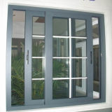 Afrika-direkt Fabrik-Preis-ausgeglichenes Glas-schiebendes Aluminiumfenster