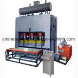 Machine chaude de presse de panneau de particules