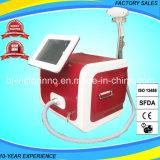 Mini máquina portátil da remoção do cabelo do laser