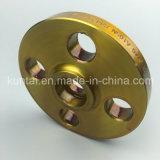 DIN standard Carbon Steel Bride Socket Weld Bride filetée Bride (KT0401)
