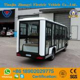 행락지를 위한 최신 판매 Zhongyi 14 동봉하는 시트 셔틀 2 륜 마차