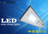 High-Efficiency 3 лет уличного света светильника СИД гарантированности солнечного
