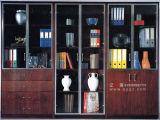 Arquivo de madeira de alta qualidade Chefe de Gabinete Office Estante Office