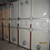 La corrosión de FRP Modular duradera depósito de agua para centrales eléctricas