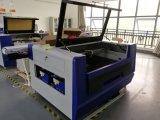 CO2 hölzerne Papier-Laser-Ausschnitt-Gravierfräsmaschine