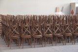Председатель непосредственно на заводе характера деревянные свадебный банкет креста назад кресла