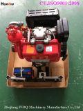 Moteur diesel à amorçage automatique de l'irrigation de la pompe à eau