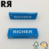 Het rijkere Pak van het Document van de Hennep Organische Rokende Blauwe/Bruine