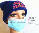 Tipo de suspensão máscara da orelha do algodão Pm2.5