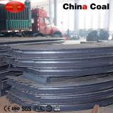 Добыча полезных ископаемых колесной арки стальных поверхностей U стальные балки