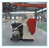 Anel Vertical Die máquinas de alimentação de Pato com marcação de Pelotização