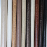 In-Stock Supply Solvant-Free PU Leather para Reupholstery Furniture Industry