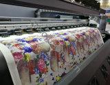 Imprimante textile pour l'aide de la sublimation du papier en polyester