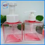 250ml de privé Plastic Fles van de Fles van de Nevel van de Fles van het Embleem Vierkante