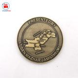挑戦金属のパキスタンの安全係将校の硬貨メーカー
