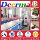 Bom máquinas de plástico para produção de WPC perfil em PVC