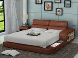 Свет мебели СИД конструктора Lb8805 и кровать хранения самомоднейшая